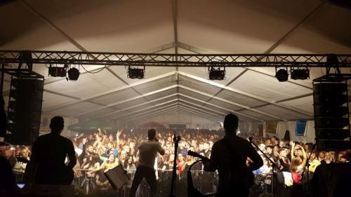 Nora žurka v Komendi oktober 2019
